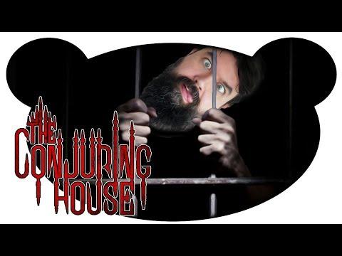 The Conjuring House #13 - Zurück im Knast (Gameplay Deutsch Facecam Horror)