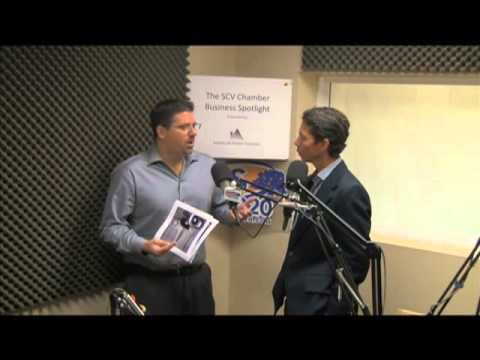 Santa Clarita Business Spotlight Bruce Battle Of College Of The Canyons