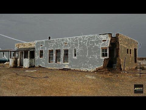 Abandoned Borax Mining Company