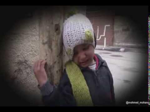 Palestinians in Al-Yarmouk refugee camp.  الفلسطينيون في مخيم اليرموك