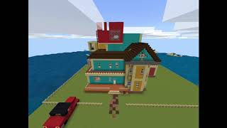 My announcement of Hello Neighbor Minecraft Act 3 Tour.
