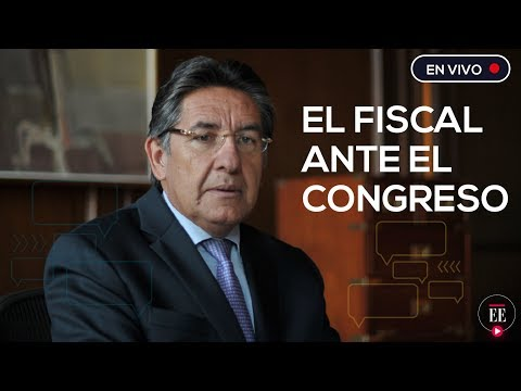 Siga en vivo el debate al fiscal Martínez en el Senado | El Espectador