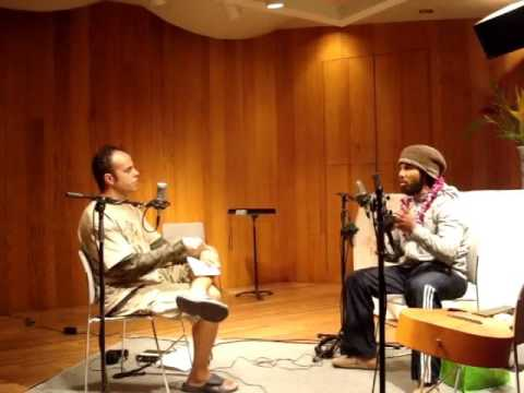 Ziggy Marley Interview with Dave Lawrence @ Hawaii Public Radio Honolulu