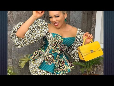 Ankara Styles Collection Magnificent And Stylish African Dress