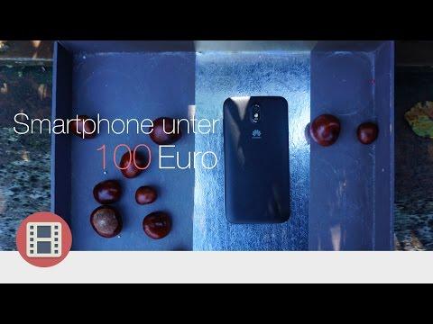Bestes Smartphone unter 100 Euro? Huawei Y625 Review Deutsch