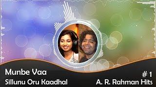 Munbe Vaa | Sillunu Oru Kaadhal | Audio | HD 1080p.mp3