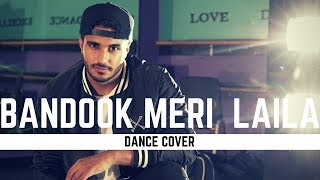 Bandook Meri Laila | A Gentleman Song | Dance Cover | Rajat Rocky Batta Choreography