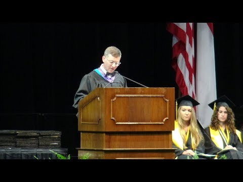 Tuscola High School Waynesville NC 2017 Graduation