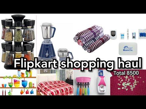 flipkart shopping haul /kitchen organizer and home things shopping haul + review