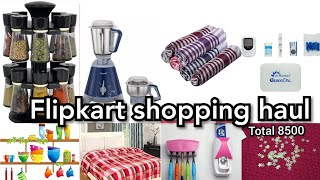 flipkart shopping haul /kitchen organizer and home things shopping haul + review