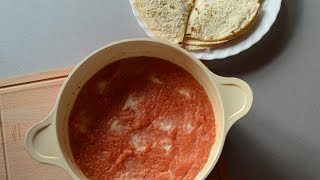 Baked Mozzarella In Tomato Sauce Recipe
