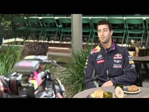 Daniel Ricciardo's Week In Melbourne