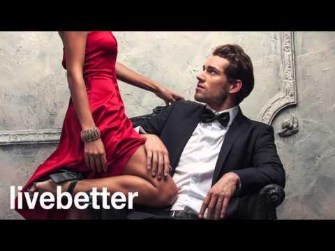 Jazz romántico sensual instrumental suave con...
