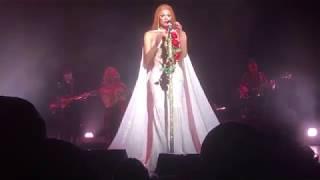 Valentina singing live in Los Angeles (Part 2)