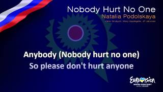 "Natalia Podolskaya - ""Nobody Hurt No One"" (Russia)"