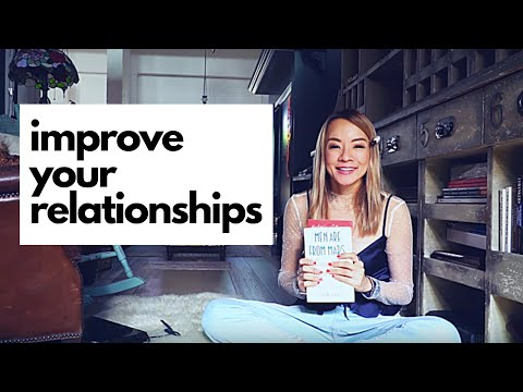 5 Books to Improve Relationships | Jade Seah