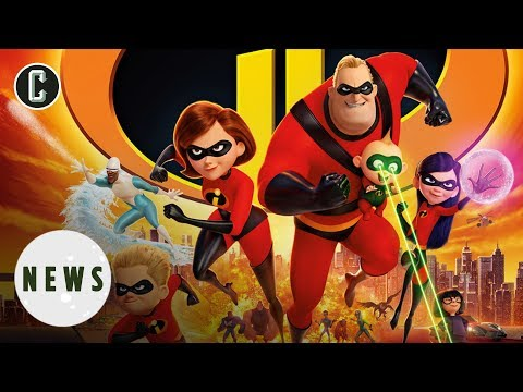 Incredibles 2 Tracking to Become Top Domestic Opening for an Animated Film