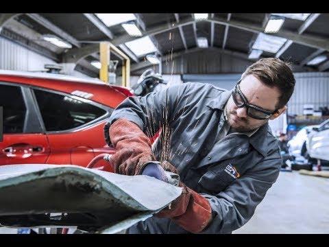 Source Code Service Kendaraan Mobil di Bengkel BodyRepair
