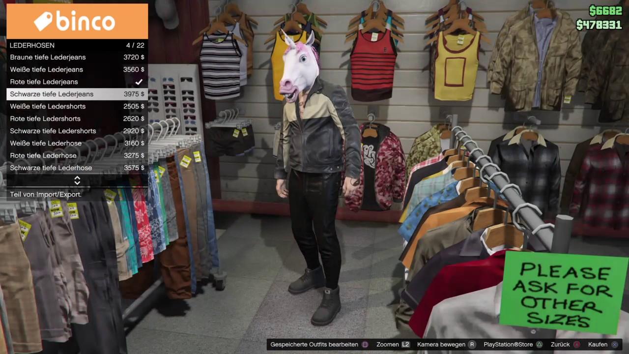 gta 5 online:#24 kleidung kaufen und soll ich die aufnahme