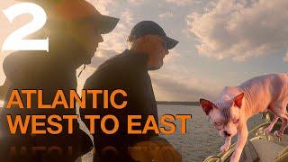#offshorepassage #boatsatseaThe Atlantic. West to East Part 2. 2020 Review! Sailing Ocean Fox Ep 147