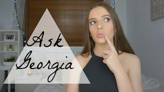 MEET MY BOYFRIEND LARRY!? | AskGeorgia