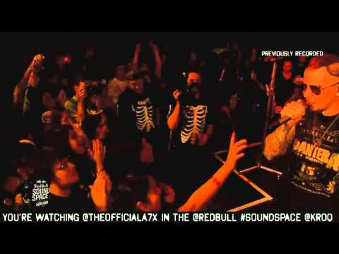 Avenged Sevenfold - Live in the Red Bull Sound Space Full Set [HD]
