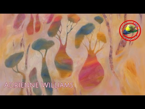 Fine art tips on Australian Landscape Oil Paintings with Adrienne Williams on Colour In Your Life