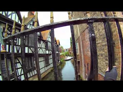 Canterbury Cathedral & Mixed Blessings