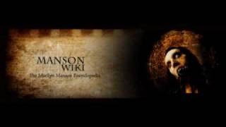 Marilyn Manson BLANK & WHITE LIVE - TOKYO [HQ]