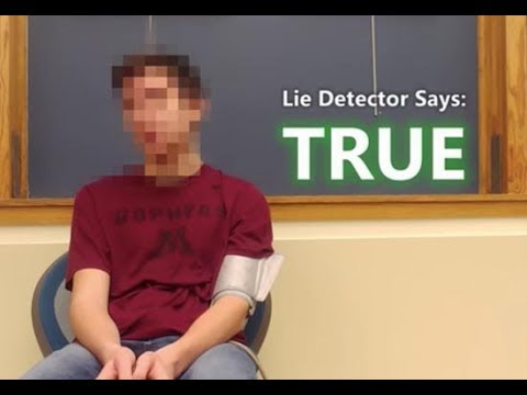 Time Traveler From 2030 Claims to be 50 Years Old & Passes Lie Detector Test