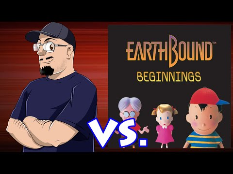 Johnny vs. EarthBound Beginnings