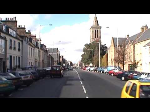St Andrews, Dundee and Angus
