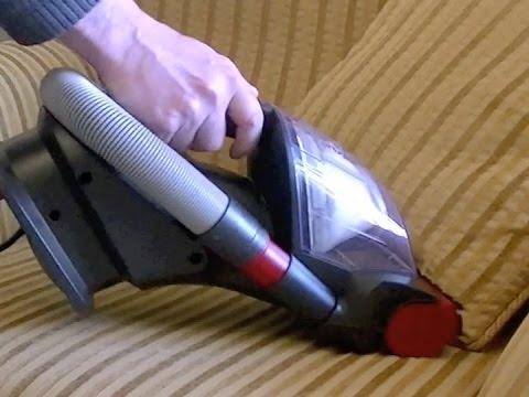 AEG Rapid Clean Stair & Car Hand Held Vacuum Cleaner