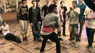 V Vertifight Ukraine: Goku Freestyle (By Shady) Video