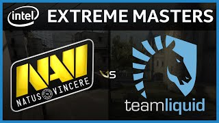 NaVi vs Liquid Game 1, Cobble - IEM San Jose 2015: Semifinal