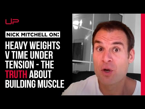 How important is WEIGHT for building muscle?