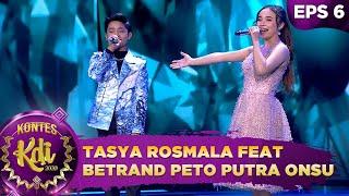 NYANYI BARENG! Tasya Rosmala ft Betrand Peto Putra Onsu [STASIUN BALAPAN] - Kontes KDI 2020 (7/9)
