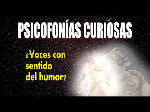 PSICOFONÍAS y el SENTIDO DEL HUMOR