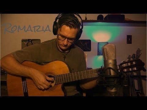 Romaria - Elis Regina - Cover