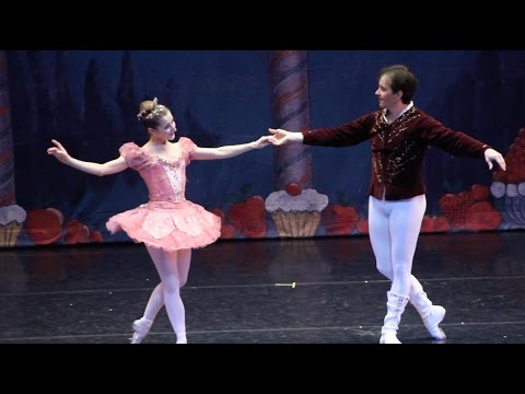 Maine State Ballet: Lizzy describes her dance partner to a ...