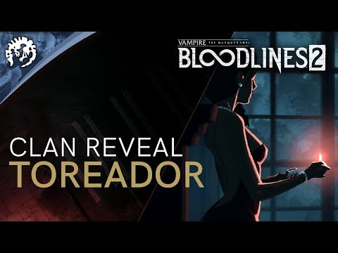 Clan Introduction - Toreador - Vampire: The Masquerade - Bloodlines 2