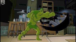 Batman vs Swamp Thing | Batman and Harley Quinn