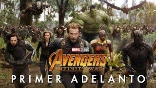 AVENGERS INFINITY WAR de Marvel Studios  Primer Adelanto