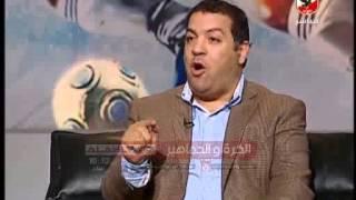 شريف خالد ابراهيم رئيس فالكون واسباب مشاكل الجماهير