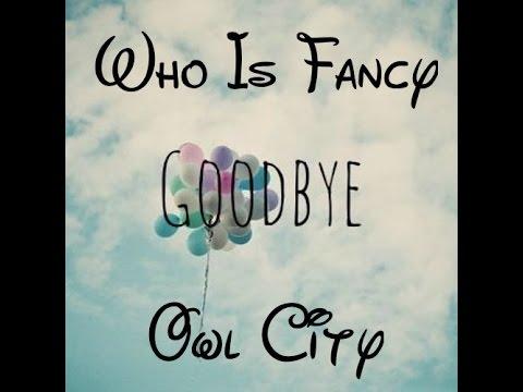 Owl city cover goodbye