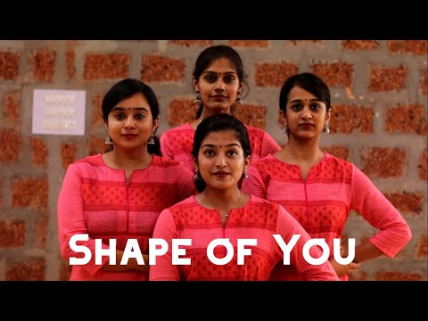 Shape of you | Indian classical version