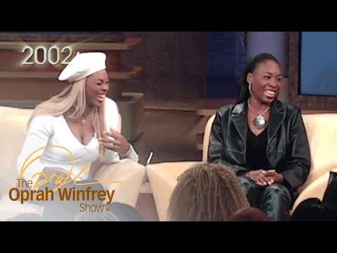 Serena Williams on Copying Her Sister Venus | The Oprah Winfrey Show | Oprah Winfrey Network