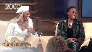 Serena Williams on Copying Her Sister Venus | The Oprah Winfrey Show | Oprah Winfrey Network
