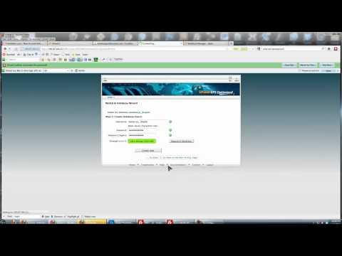 Import & Export A MySQL Database