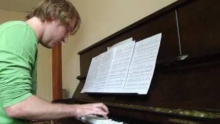 Kaoma - Lambada (piano interpretation)
